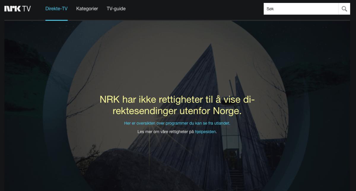 norske tv kanaler Svelvik