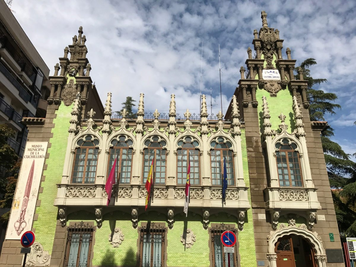 Spanias viktigste industriby