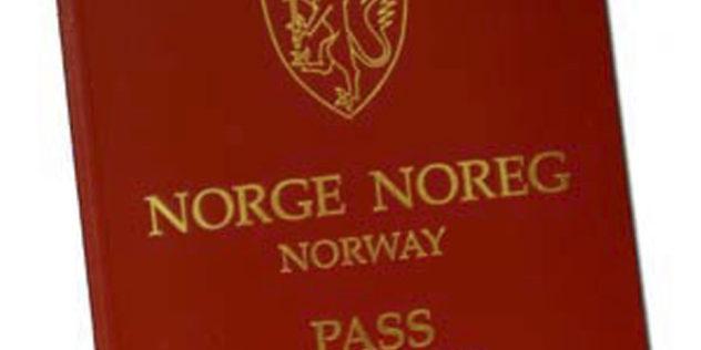 Bestille nytt pass