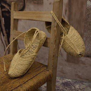 Sko i alle varianter til salgs i Elche – skobyen fremfor noen i Spania.