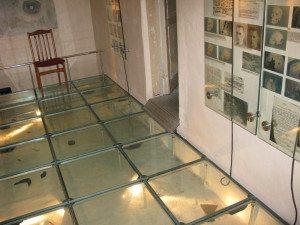 KGB-museet har et eget torturkammer og viser den mørke Vilnius-historien.