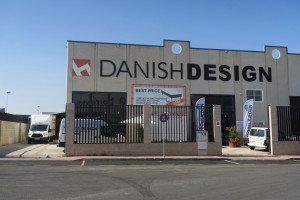 Danish Design har holdt til i de samme lokalene på over 1600 kvadratmeter i Torrevieja siden 2007. Firmaet har også en butikk i Albir.