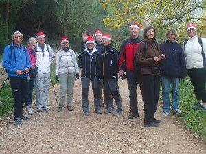 Julenisseturene i regi av Alfaz del Sol begynte i det små med en tur til Villalonga for fire år siden.