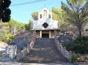 Ermita del Calvari er verdt et besøk.