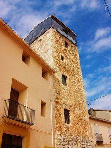 Bytårnet, som blant annet har vært brukt som fengsel, er en av de største turistattraksjonene.