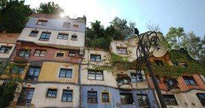Hundertwasser Haus er verdt et besøk.