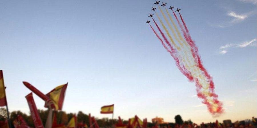 spansk nasjonaldag