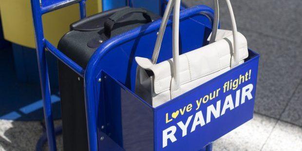 ryanair koffert